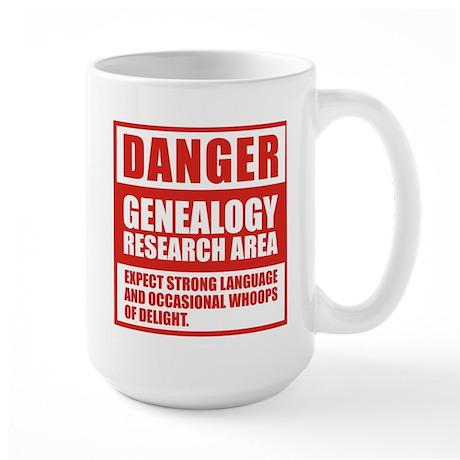 Research Area Large Mug
