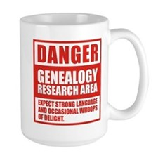 Research Area Mug