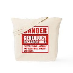 Research Area Tote Bag