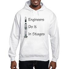 Engineer stages Hoodie
