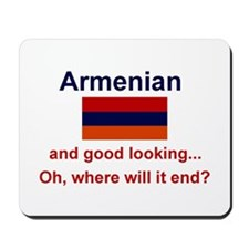 Good Looking Armenian Mousepad
