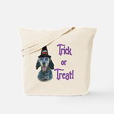 English Setter Trick Tote Bag