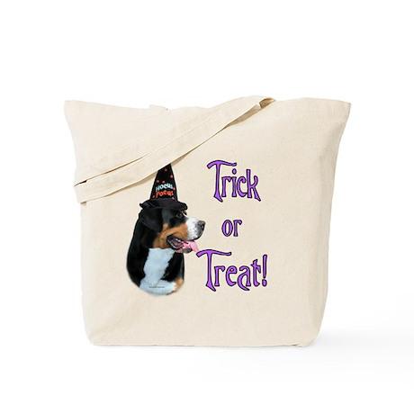 Swissy Trick Tote Bag