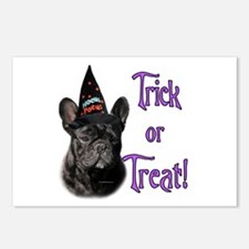 Frenchie Trick Postcards (Package of 8)