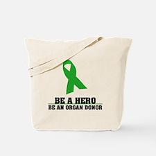 Hero Line Tote Bag