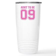 Aunt To Be 09 (Pink) Travel Mug