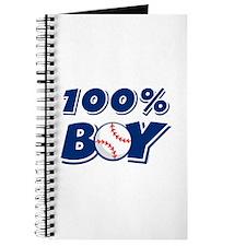 100% Boy Journal