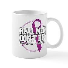 Real Men Don't Hit Mug