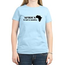 Africa is not a country - T-Shirt