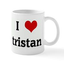 I Love tristan Mug