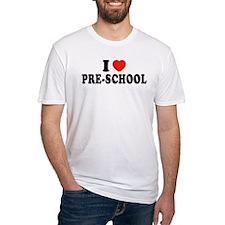I Heart/Love Pre-School Shirt