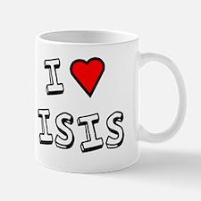 I Love Isis Mug