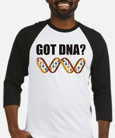 Got DNA? Baseball Jersey