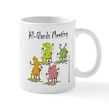 All-Glands Meeting Mug