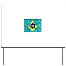 Freemasonry Yard Sign
