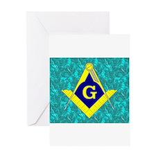 Freemasonry Greeting Card