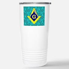 Freemasonry Travel Mug
