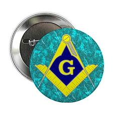 "Freemasonry 2.25"" Button"