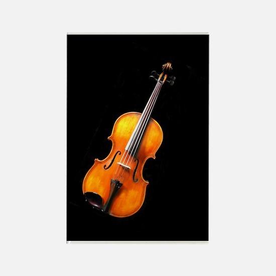 Violin / Viola 2 Rectangle Magnet