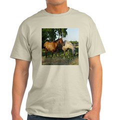 AFTM Two Horses1 T-Shirt