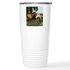 AFTM Two Horses1 Travel Mug