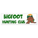 Bigfoot Bumper Sticker (10 pk)