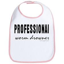Professional Worm Drowner Bib