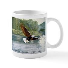 American Bald Eagle Flight Mug