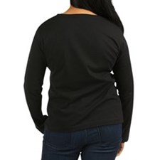 Great Disconnected Back Design Shirt