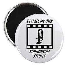 Euphonium Stunts Magnet