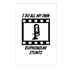 Euphonium Stunts Postcards (Package of 8)