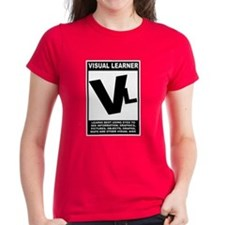 Visual Learner Tee