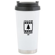 Environmental Engineering Stunts Travel Mug