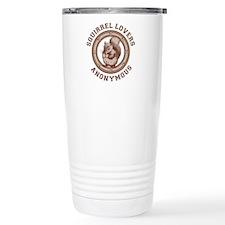 Squirrel Lovers Travel Coffee Mug