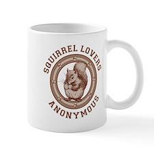 Squirrel Lovers Mug