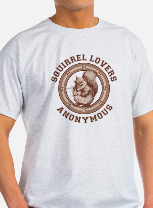 Squirrel Lovers T-Shirt