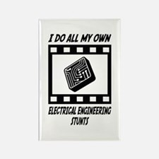 Electrical Engineering Stunts Rectangle Magnet