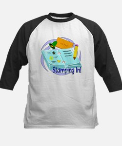 Stamping in - Tee