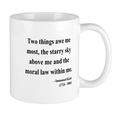 Immanuel Kant 5 Mug