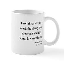 Immanuel Kant 5 Small Mug