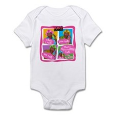 Miss Sophia's Girl Talk Infant Bodysuit