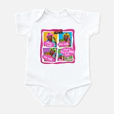 Miss Sophia's Girl Talk Infant Bodysuit