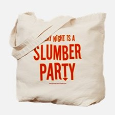 Slumber Party Theater Tote Bag