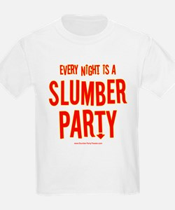 Slumber Party Theater T-Shirt