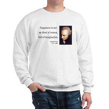 Immanuel Kant 6 Sweatshirt