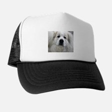 Cute Great pyrenees dog Trucker Hat