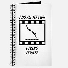 Diving Stunts Journal