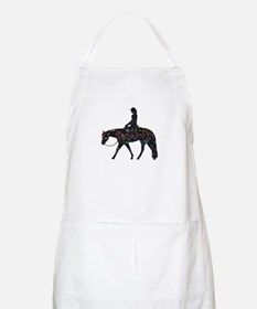 Wester Pleasure Flowers BBQ Apron