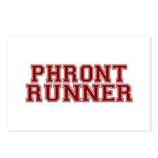 Philly Frontrunner Postcards (Package of 8)