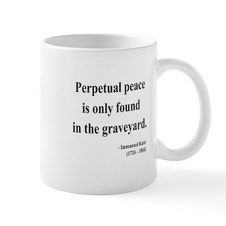 Immanuel Kant 7 Mug